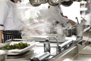 kuchnia w przedsiebiorstwie gastronomicznym